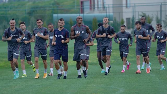 Trabzonspor Roma karşısında