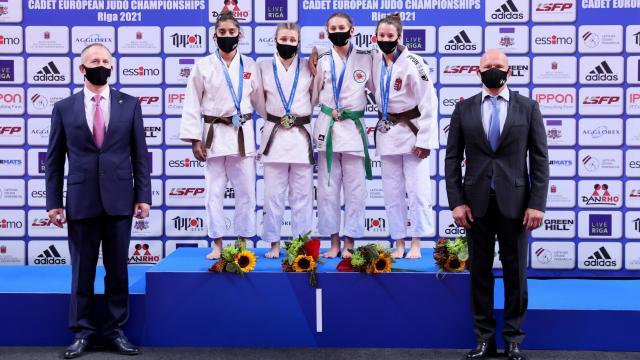 Ümit milli judoculardan 3 madalya