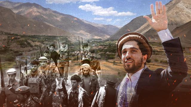 NYT: Ahmed Mesud Talibana karşı Washingtonda lobici şirketle anlaştı