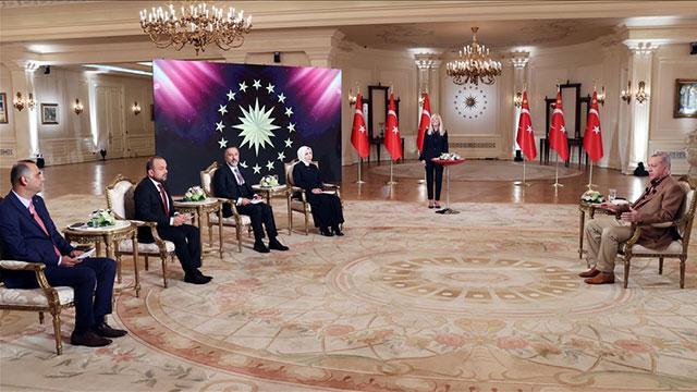 Cumhurbaşkanı Erdoğan: 552 Türk vatandaşının Afganistandan tahliyesi sağlandı
