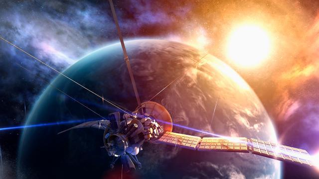 Çin uzayda elektrik üretecek