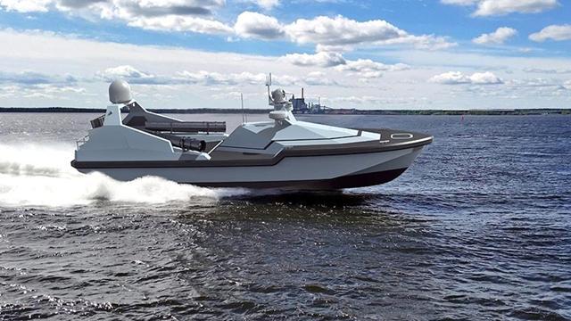 Türkiyenin insansız denizaltı savunma harbi aracı üretime hazır
