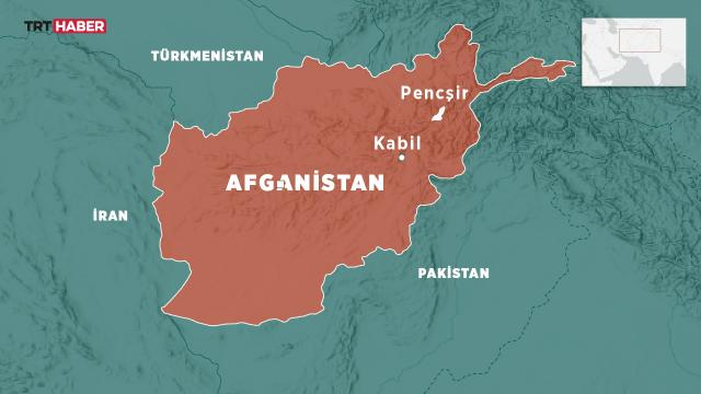 """Afganistandaki Pencşir Direniş Cephesinden """"Taliban ile savaşa da hazırız"""" açıklaması"""