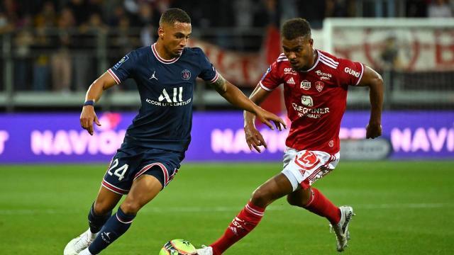 PSG, Bresti 4 golle geçti