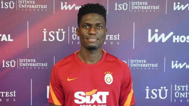 Galatasarayda Ozornwafor Belçikaya kiralandı