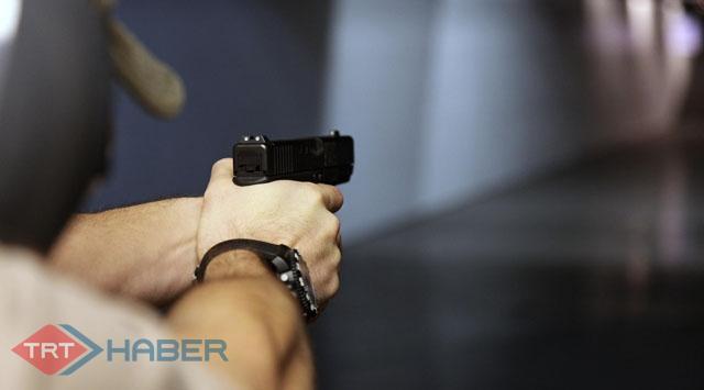 Başkentte silahlı soygun