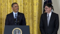 Obama espri ile eleştirdi