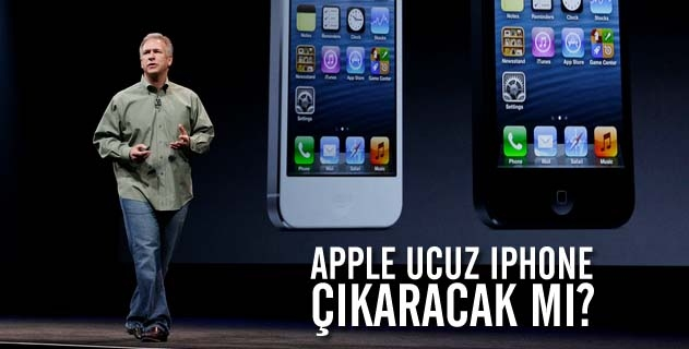 Apple ucuz iphone çıkaracak mı?