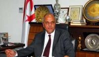 Lefkoşa Belediye Başkanı istifa etti