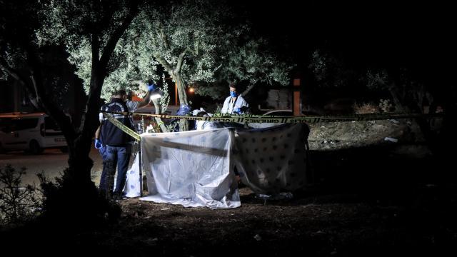 Bursada zeytinlikte erkek cesedi bulundu