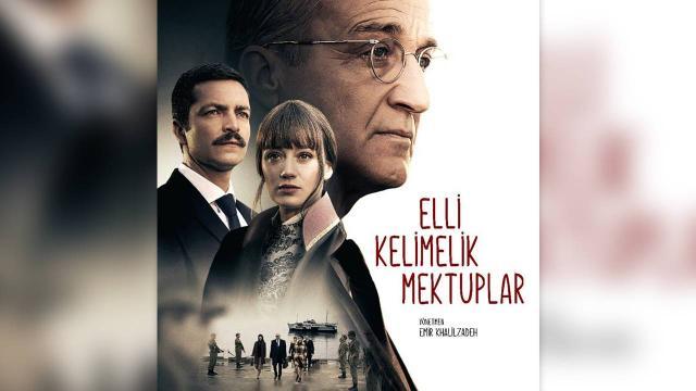"""TRT ortak yapımı """"Elli Kelimelik Mektuplar"""" filminin tanıtımı yayımlandı"""