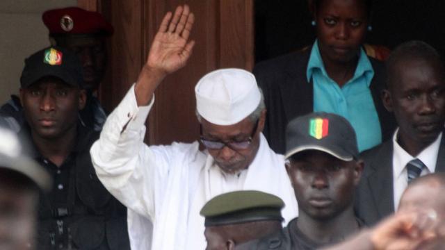 Eski Çad Devlet Başkanı Habre koronadan yaşamını yitirdi