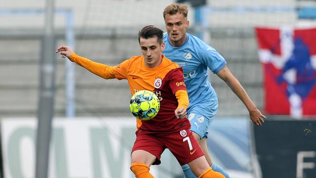 Galatasaray Randers karşısında tur peşinde