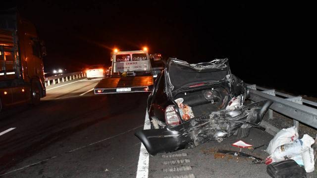 Kahramanmaraşta zincirleme trafik kazası: 5 yaralı
