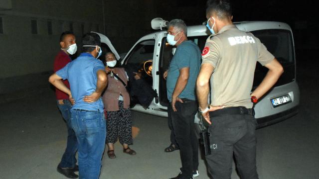 Karantinayı ihlal eden 3 kişi otobüste yakalandı