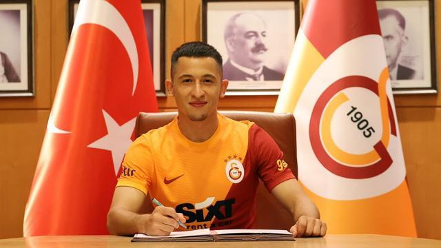 Olimpiu Morutan resmen Galatasarayda