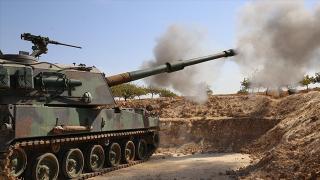Barış Pınarı bölgesinde 10 terörist etkisiz hale getirildi