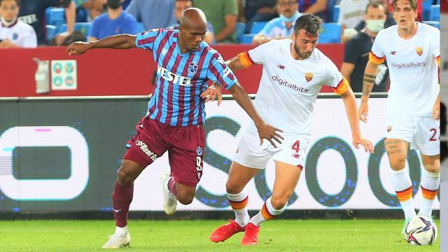 Trabzonspor Romada zafer peşinde