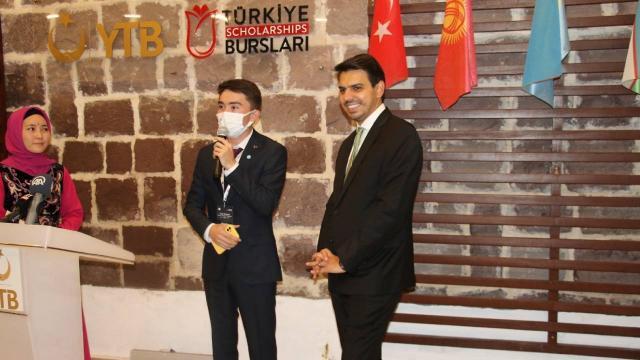 Türk dünyasından gençler Ankarada buluştu