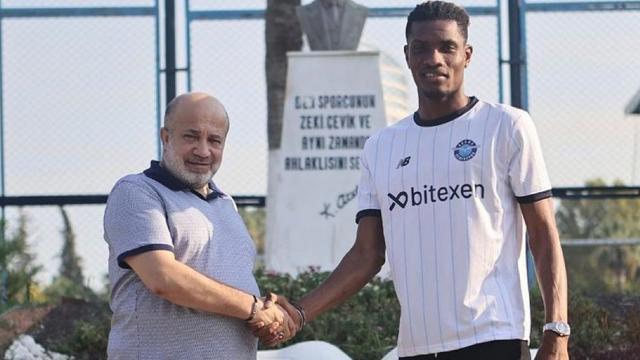 Adana Demirspor Simon Deliyi transfer etti