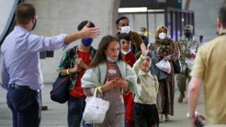 Avrupa'ya sığınan Afganların sayısı yüzde 21 arttı