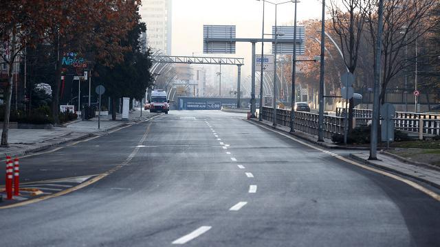 Başkentte 30 Ağustosta bazı yollar trafiğe kapalı