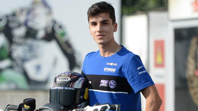 Milli motosikletçi Bahattin Sofuoğlu İspanyada 3. oldu