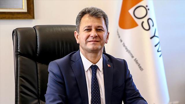 ÖSYM Başkanı Aygün: YKS yerleştirme sonuçları önümüzdeki hafta açıklanacak