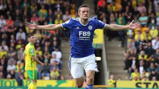 Leicester City deplasmanda galip