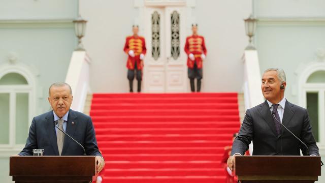 Karadağ ile yeni ticaret hedefi 250 milyon dolar