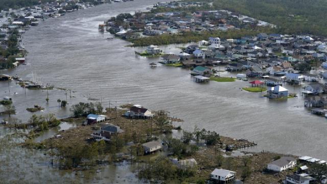ABDde ilk 9 aydaki 18 iklim felaketinin bilançosu yaklaşık 105 milyar dolar