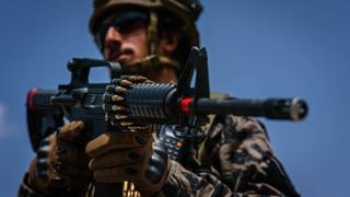 Taliban'ın eline geçen silahlar ABD'yi sorumlu kılar mı?
