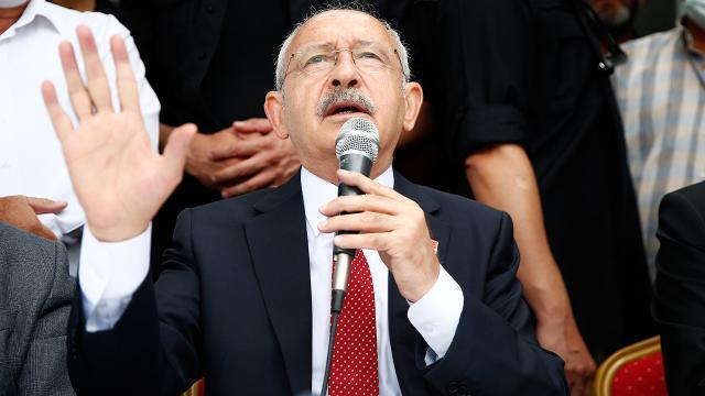 Kılıçdaroğlu: Çiftçiye belli bir gelirin devlet tarafından garanti edilmesi lazım