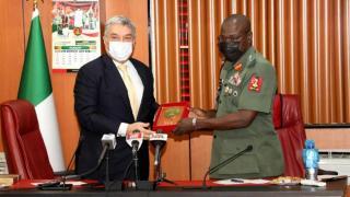 Nijeryalı kuvvet komutanı: Türk savunma sanayii ürünlerinden çok memnun kaldık