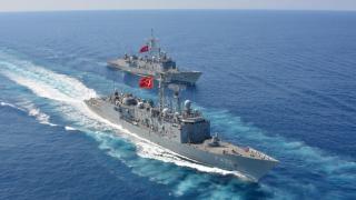 Milli gemiler düşman denizaltılarını 'Fersah' ile bulacak