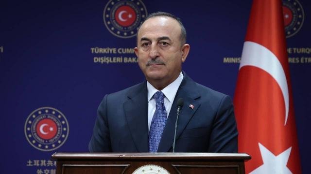 Dışişleri Bakanı Çavuşoğlu: Tahliye edilecek Afganların ülkemizde kalması mümkün değil