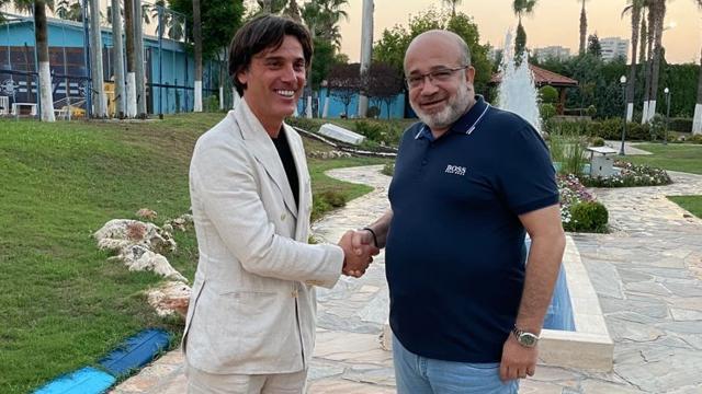 Adana Demirsporda Vincenzo Montella dönemi