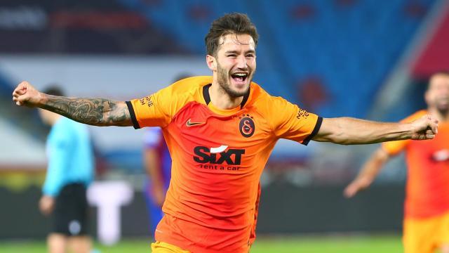 Galatasarayda Oğulcan Çağlayanın lisansı çıkarıldı