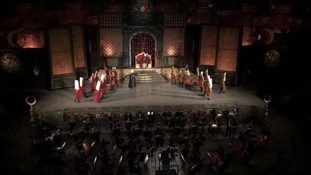 28. Uluslararası Aspendos Opera ve Bale Festivali başladı