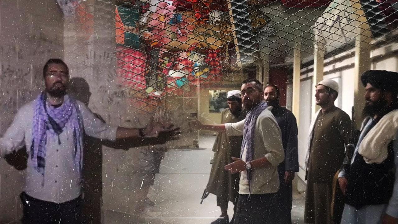 """""""Afganistan'ın Guantanamo'su""""ndan TRT Haber'in izlenimleri"""