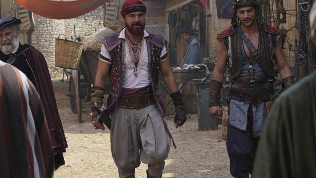"""TRT 1'in yeni dizisi """"Barbaroslar Akdeniz'in Kılıcı"""" 16 Eylül'de başlıyor"""