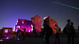 Gökyüzü gözlem şenlikleri Diyarbakır'da başladı
