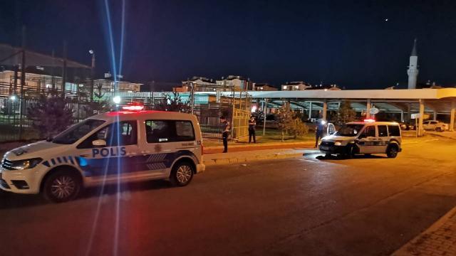 Halı saha maçında silahlı kavga: 3 yaralı
