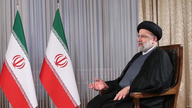 İran Cumhurbaşkanı Reisiden müzakere açıklaması