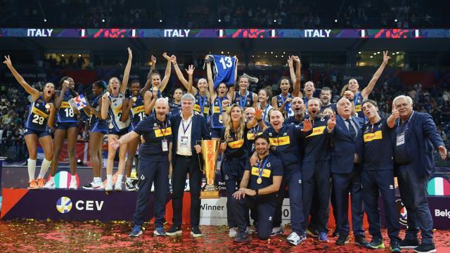 İtalya Avrupa şampiyonu oldu