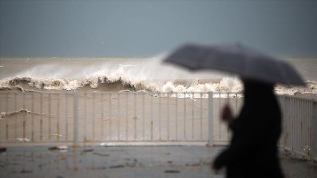 Batı Karadenizde fırtına bekleniyor