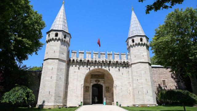 """Dünyanın en güzeli """"Topkapı Sarayı"""" seçildi"""
