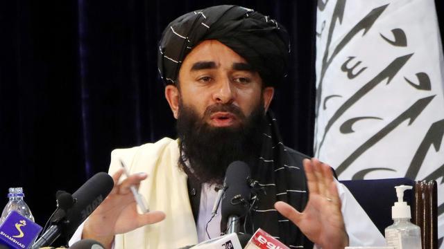 Taliban sözcüsü: Yeni hükümet geçici olabilir