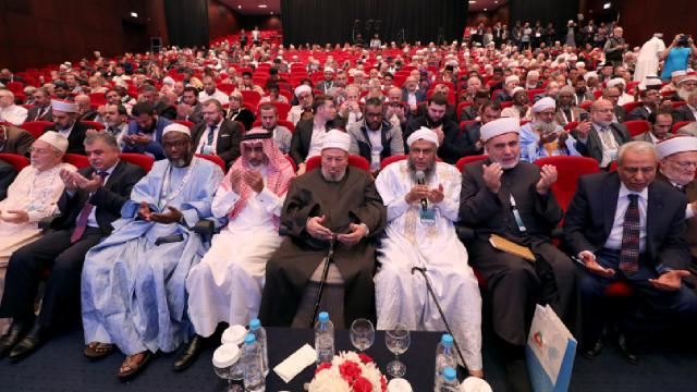 Dünya Müslüman Alimler Birliğinden BMye çağrı