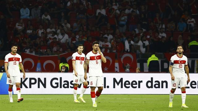 Türkiye 31 yıl sonra 5 farklı yenilgi aldı